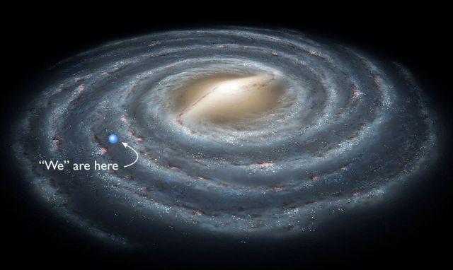 bumi ada di pinggiran